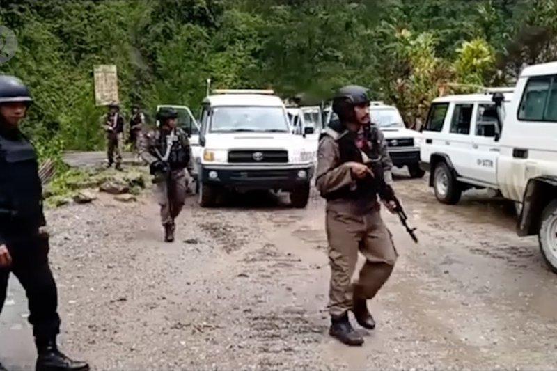 TNI–Polri tembak mati 4 KKB di wilayah Tembagapura