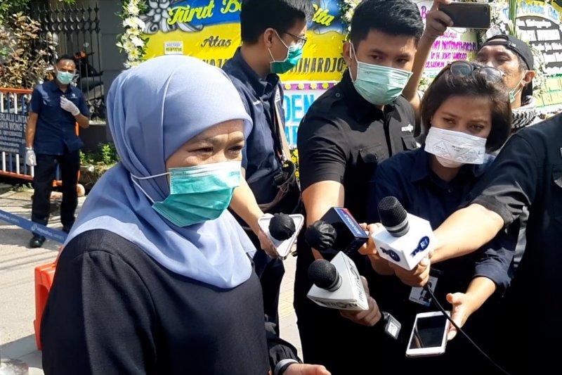 Khofifah ungkap wasiat ibunda Jokowi