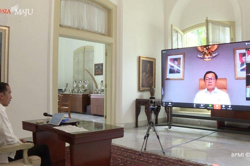 Presiden minta rehabilitasi 40.000 rumah di NTB dipercepat