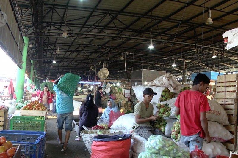 PD Pasar Jaya tegaskan stok pangan Jakarta aman