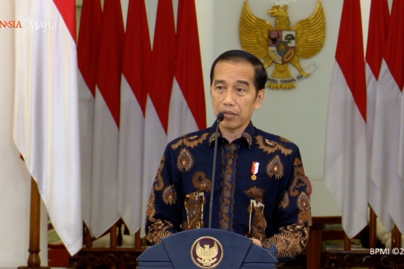 Presiden putuskan kebijakan Pembatasan Sosial Berskala Besar (PSBB)
