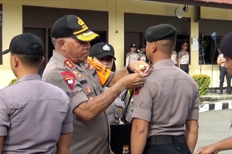 Hadapi virus corona, Polda Papua siagakan 2.590 personel