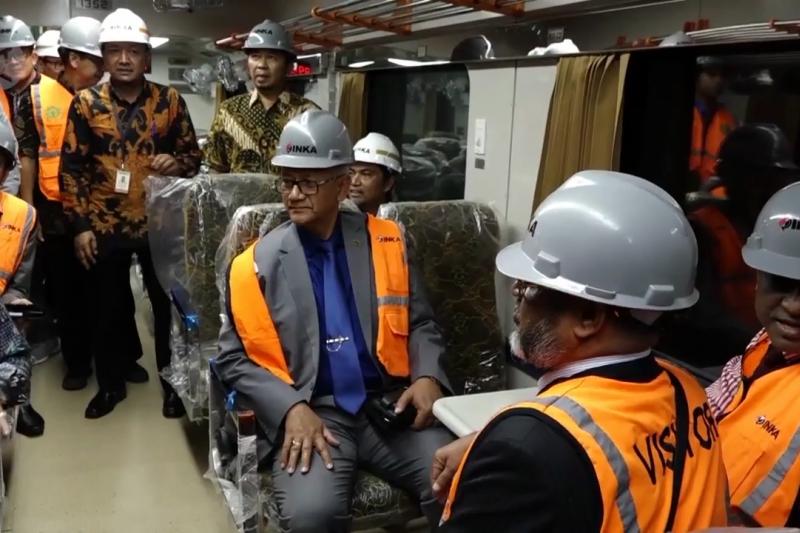 INKA kebut pesanan kereta dari Bangladesh