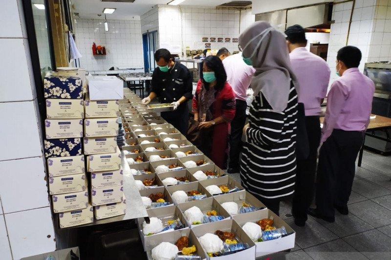 Jaktour layani 2000 lebih nakes sejak pandemi COVID-19 di Jakarta
