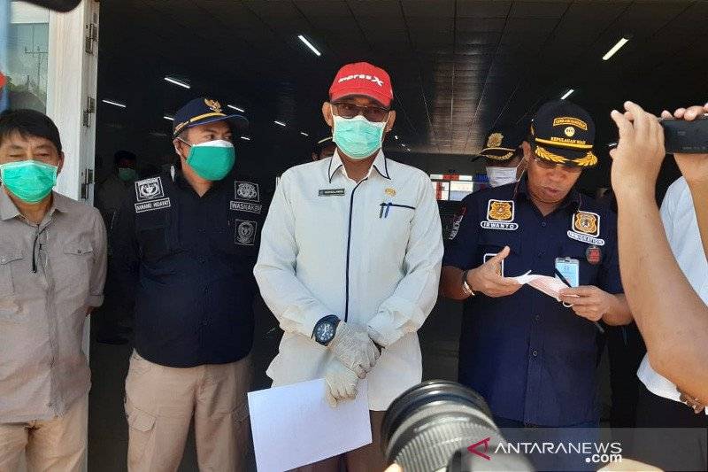 Pemkab Bintan pulangkan 39 TKA ilegal asal China