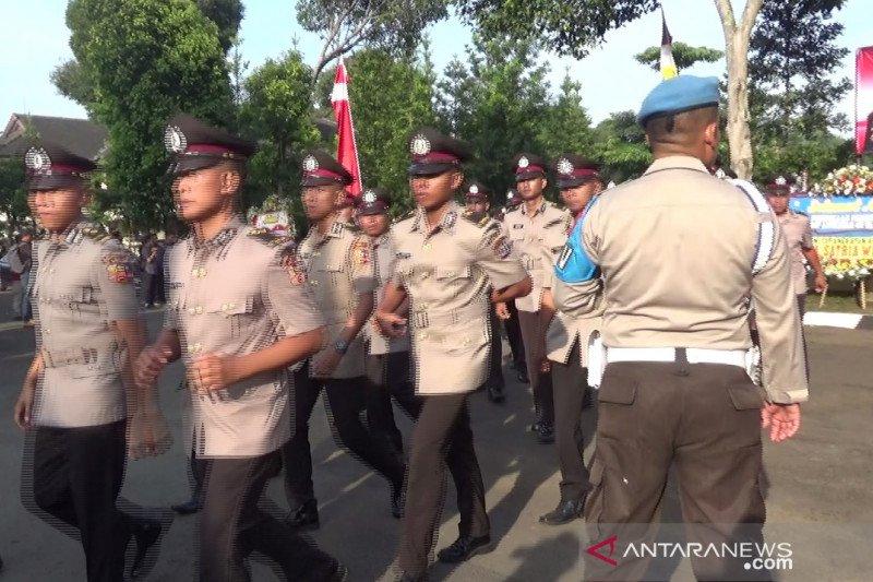 Hasil rapid test 300 siswa Setukpa Polri Sukabumi positif COVID-19