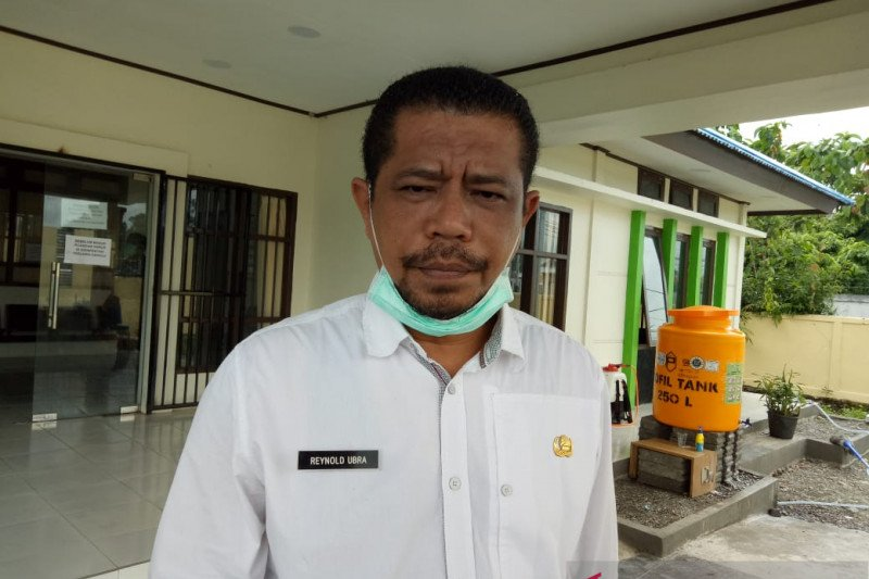 Polres Mimika tahan ketua RT provokasi warga tolak isolasi ODP-PDP