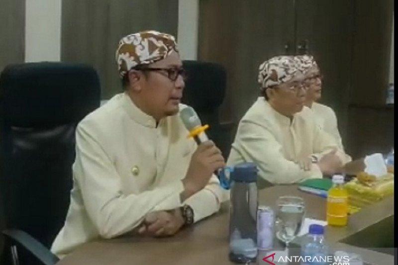 Pemkot Sukabumi konfirmasi pasien positif COVID-19 pertama
