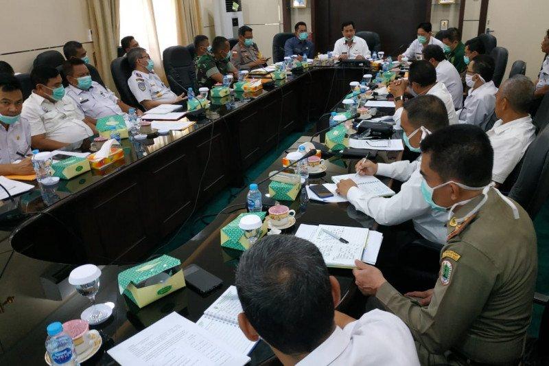15 ribu warga terdampak COVID-19 di Kapuas Hulu-Kalbar dibantu beras