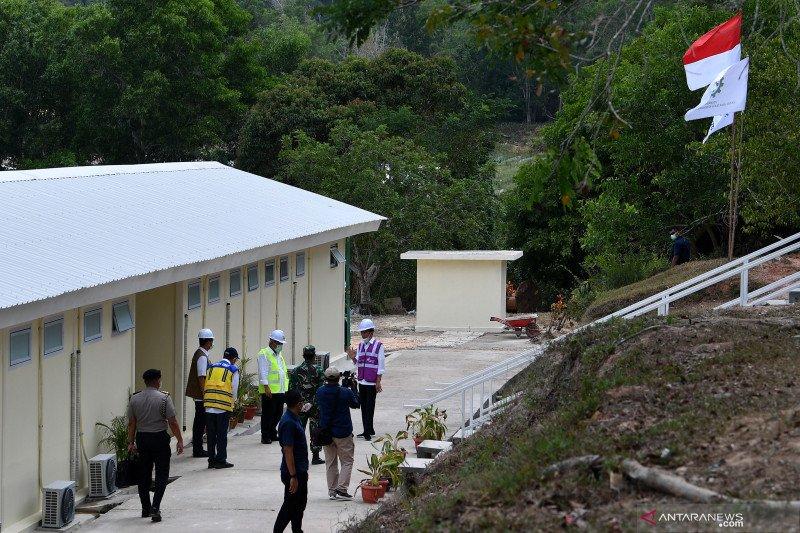 Gugus Tugas kaji Pulau Galang untuk rawat pasien gejala sedang