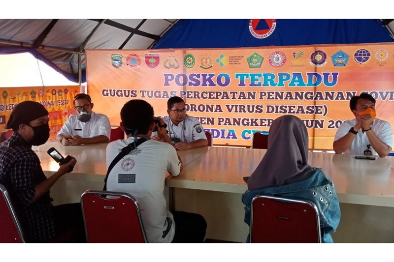 Satu warga Kabupaten Pangkep positif COVID-19