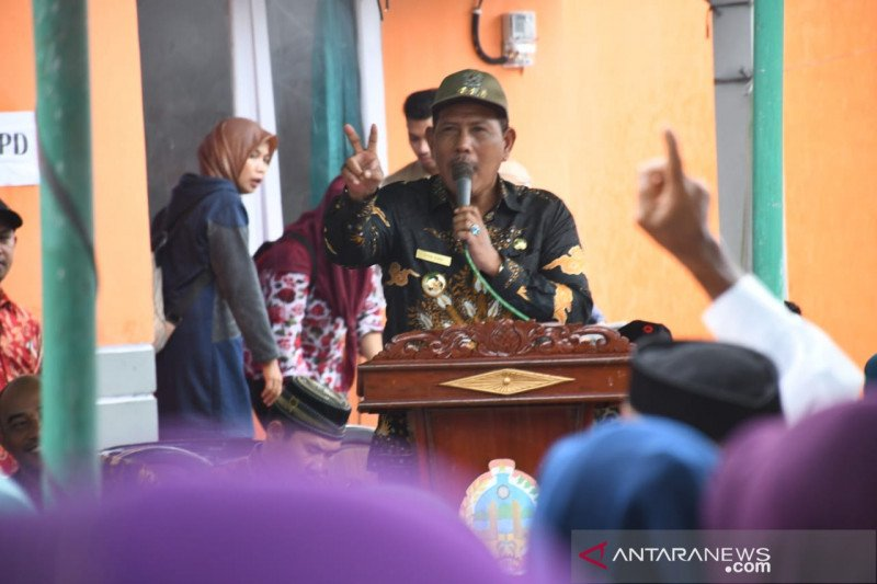Hasil tes cepat, dua warga Kayong Utara Kalbar positif COVID-19