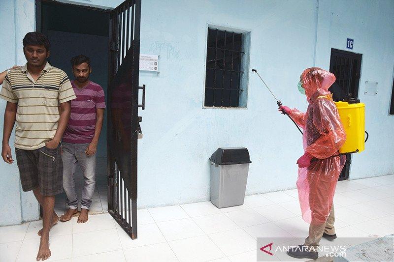 Imigrasi: Tidak ada eksodus WNA India ke Riau
