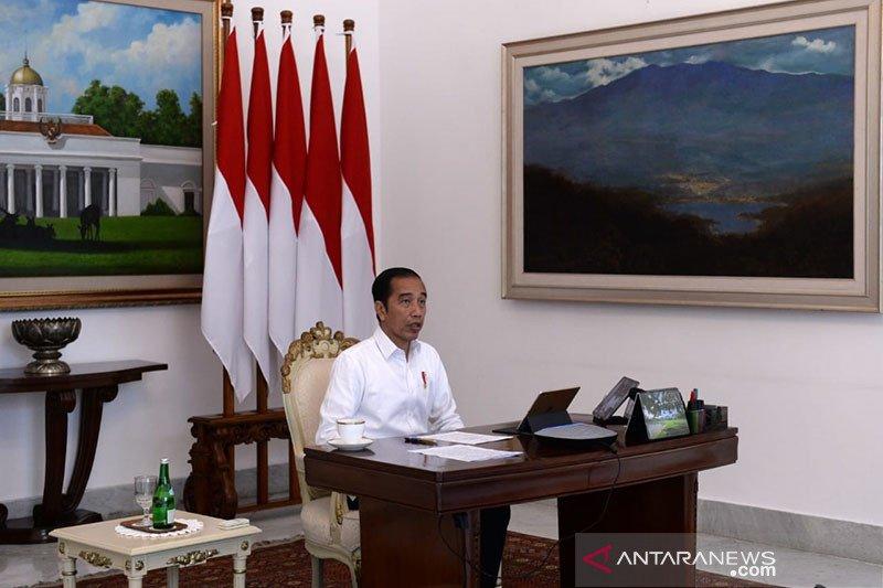 Politik kemarin, Presiden larang mudik hingga Satgas COVID-19 DPR