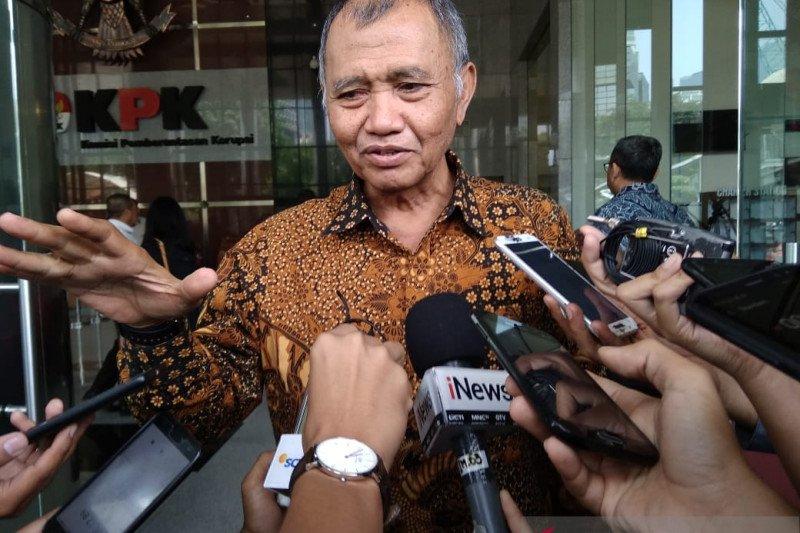 MK lanjutkan sidang revisi UU KPK