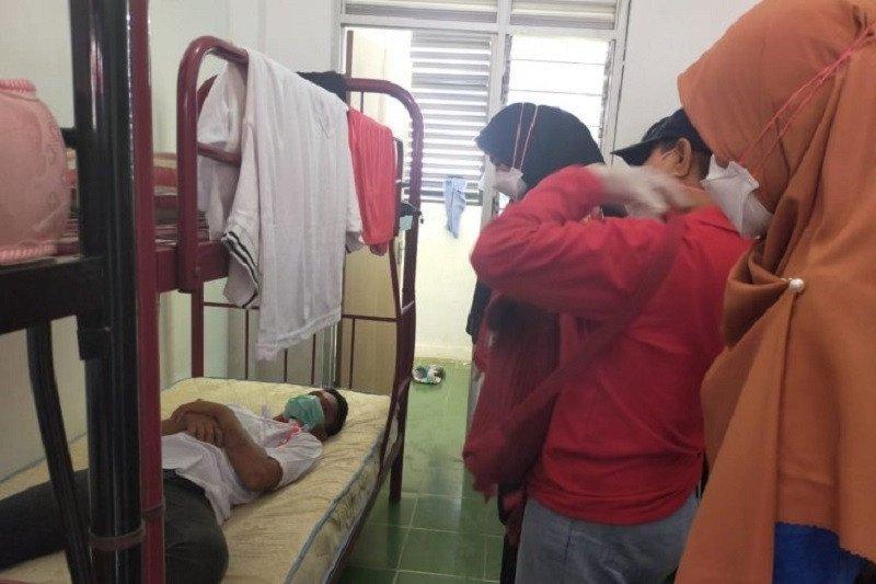 Dideportasi dari Sabah, dua buruh migran Indonesia reaktif COVID-19