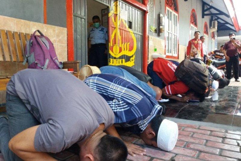 Lapas Madiun bebaskan 34 narapidana cegah COVID-19