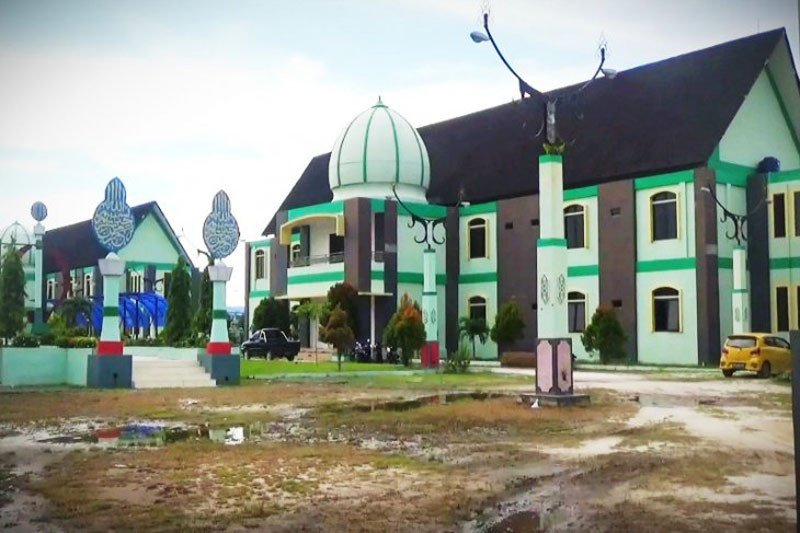 Pemkab Kotim manfaatkan Islamic Center jadi klinik ODP COVID-19