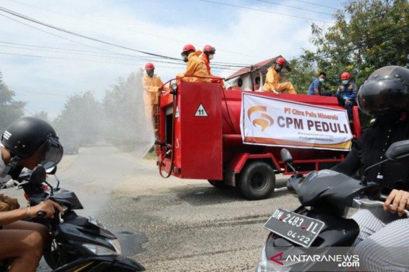 Gotong-royong warga Sulawesi Tengah melawan pandemi COVID-19