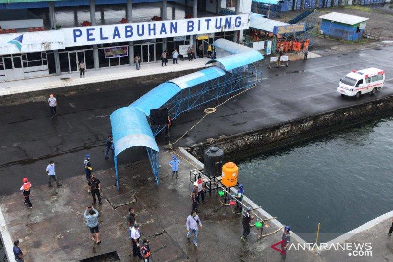 Kadishub Sulut tegaskan pemda tidak berwenang tutup bandara/pelabuhan