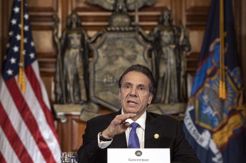 New York alami hari paling mematikan selama krisis virus corona