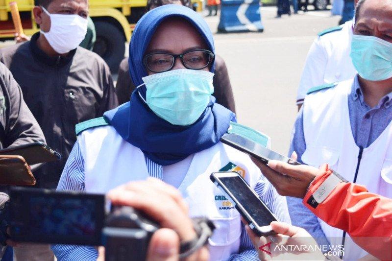 Satu positif, Ciampea masuk zona merah baru COVID-19 Kabupaten Bogor