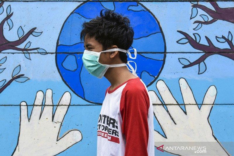 Presiden Jokowi: Seluruh warga wajib pakai masker saat berada di luar rumah