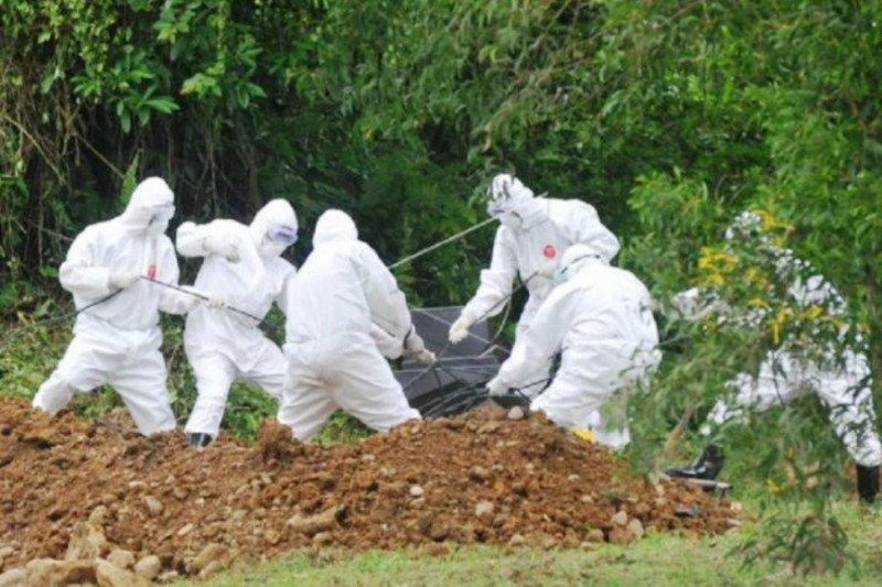 Pemprov Jatim siapkan pemakaman COVID-19 di lahan milik Perhutani