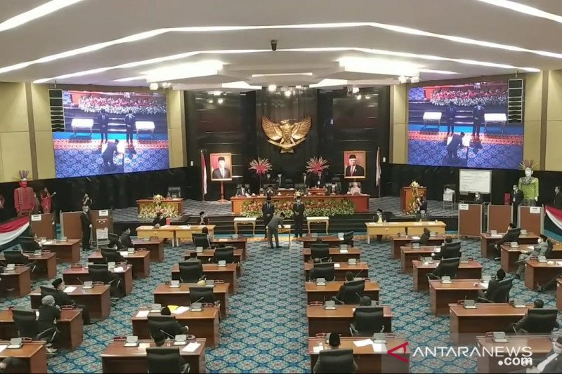DPRD DKI tetapkan Ahmad Riza Patria jadi Cawagub DKI terpilih
