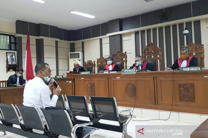 Hakim jabarkan peran mantan ajudan Bupati Kudus