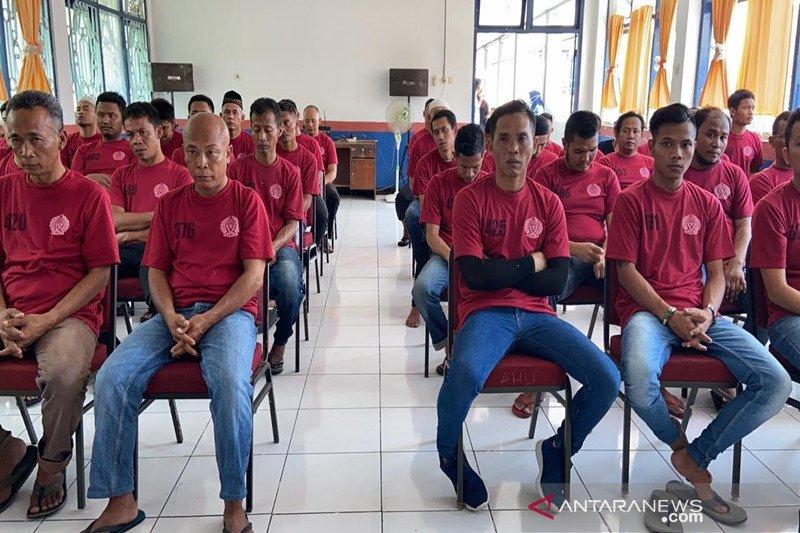 KPK apresiasi langkah asimilasi dan program zero overstaying Ditjenpas