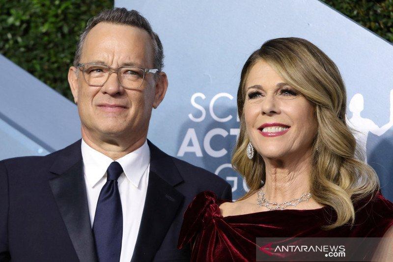 Tom Hanks unggah foto donasi plasma darah COVID-19