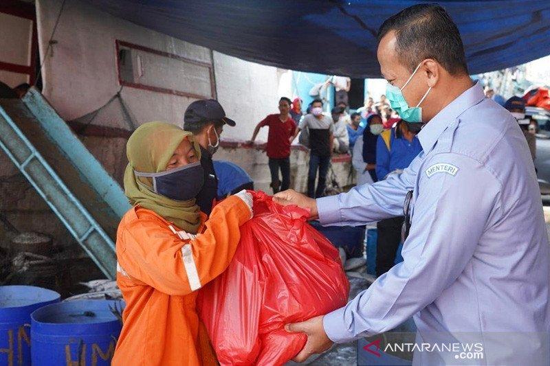 Menteri Edhy: Produksi perikanan terus ditingkat walau ada pandemi