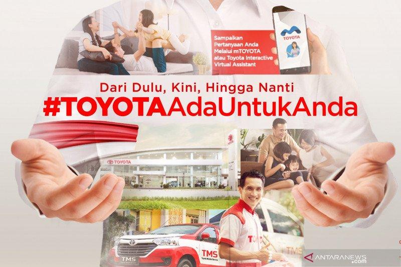 Toyota punya program khusus untuk tenaga medis