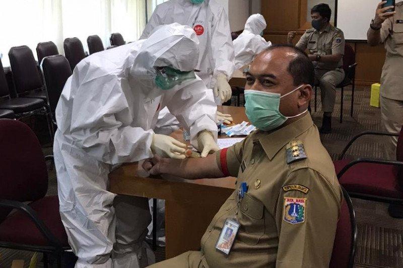 Wali Kota Jakarta Barat jalani pemulihan setelah terinfeksi COVID-19