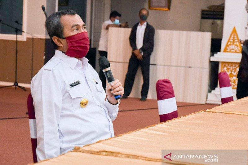 Tambahan satu positif corona di Riau karena penularan dari Jakarta