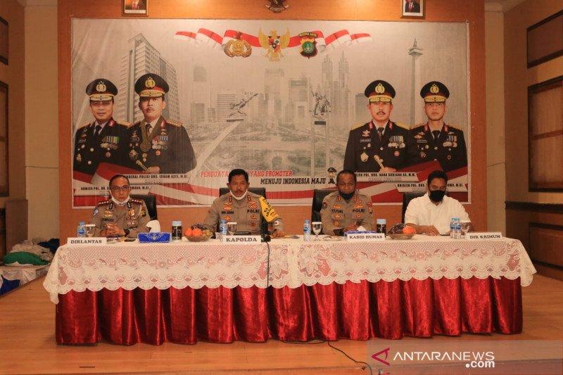Polda Metro Jaya kawal distrisbusi logistik selama PSBB
