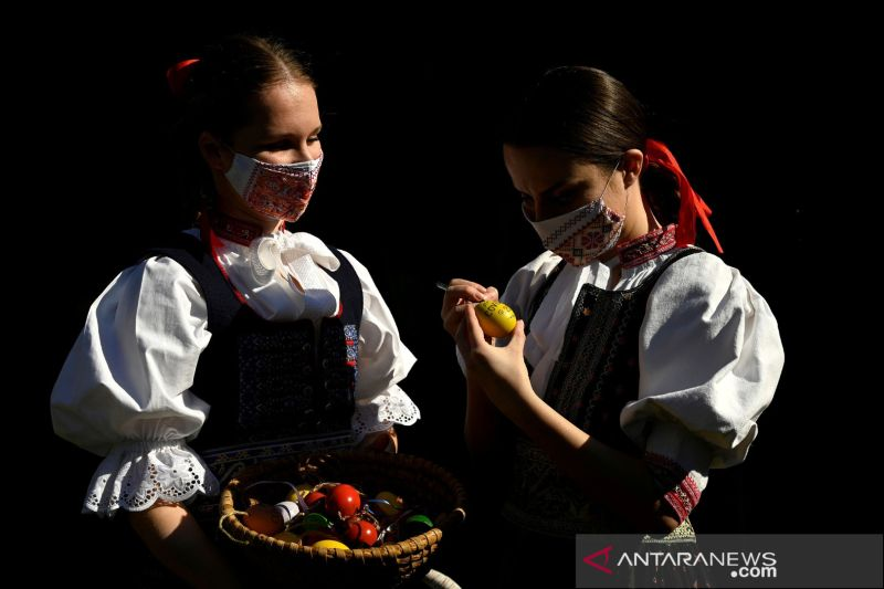 Anak usia 5-11 tahun di Slovakia bisa divaksinasi COVID