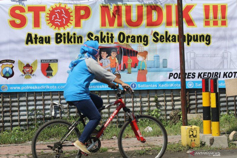 Dua kasus baru di Kota Kediri klaster pelatihan haji di Surabaya