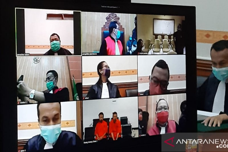Jaksa tuntut tiga terdakwa penusuk Wiranto