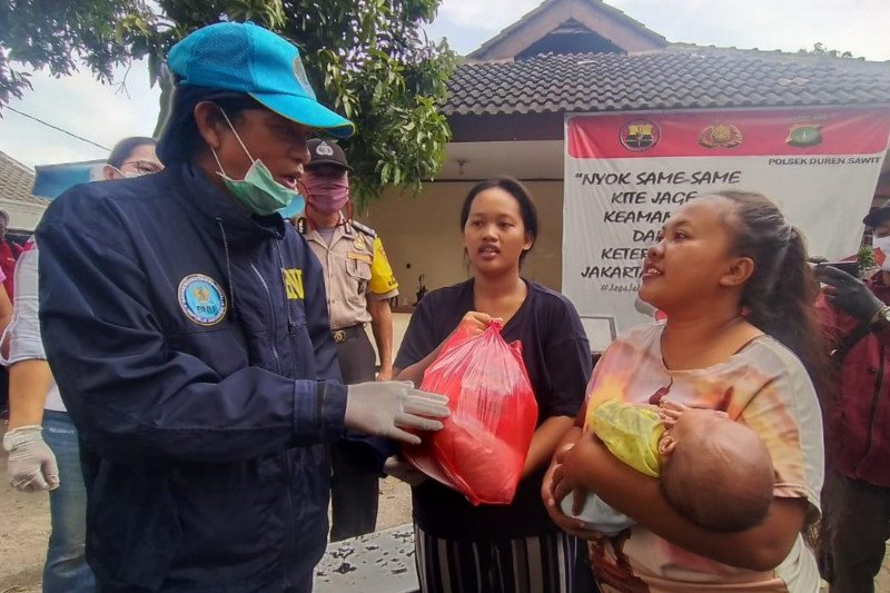 Tebet bersiap distribusikan bansos ke kelurahan
