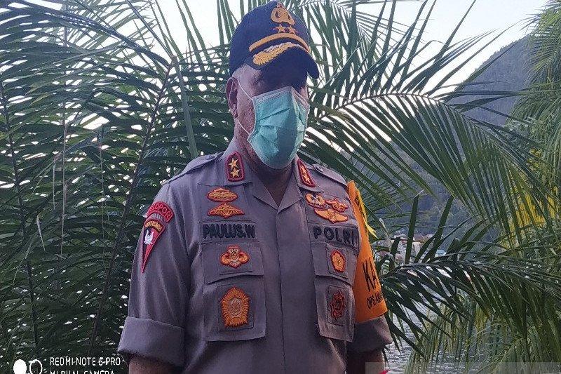 Papua berstatus tanggap darurat COVID-19, aparat bertindak tegas