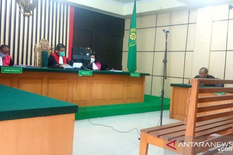 Tiga terdakwa suap pengesahan RAPBD Jambi divonis 4 tahun