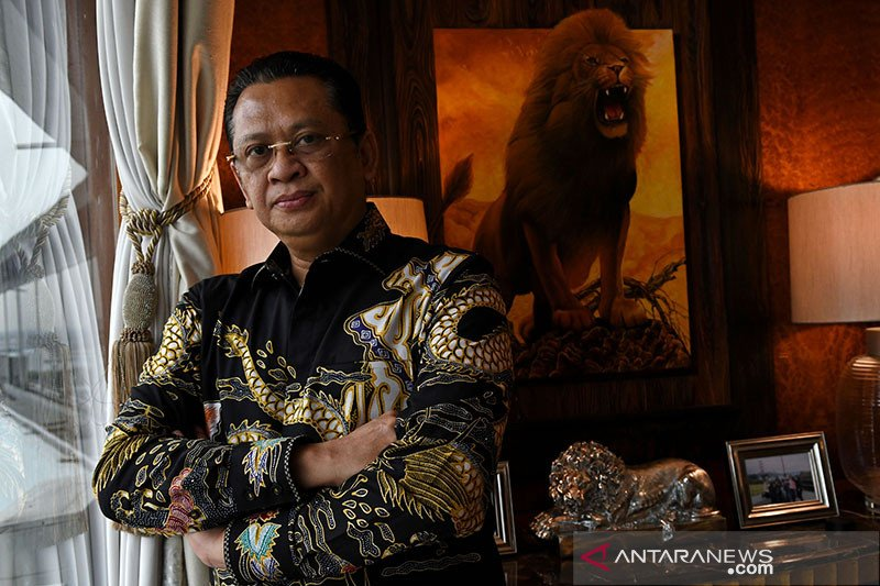 Bamsoet: Warren bersedia tingkatkan tawaran lelang motor Jokowi