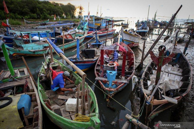 Nelayan terdampak COVID-19