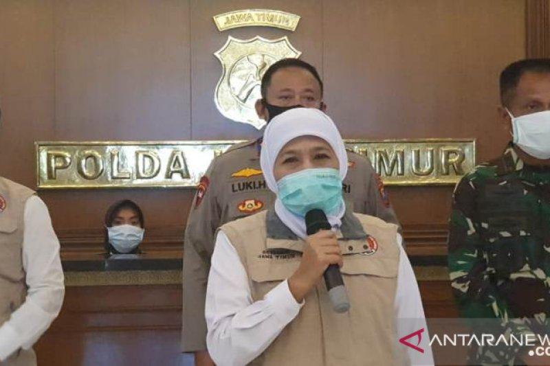 Gubernur Jatim minta kepala desa pantau isolasi mandiri pemudik