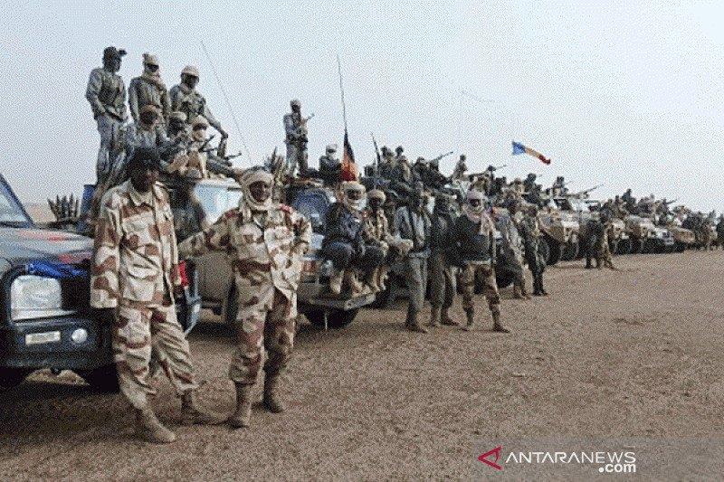 52 tentara Chad, 1.000 kombatan Boko Haram tewas dalam operasi militer