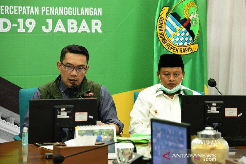 Gubernur Jawa Barat berharap MUI sampaikan fatwa soal mudik saat wabah