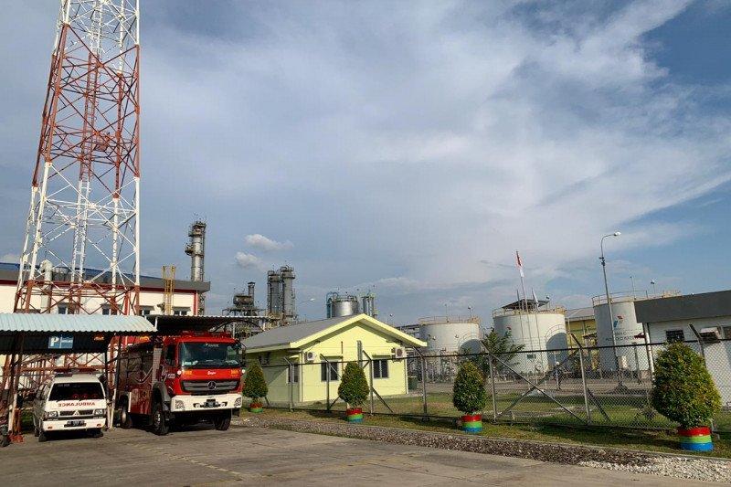 Pascaterbakar, polisi dan Pertamina EP cek kondisi CPP Gas Gundih