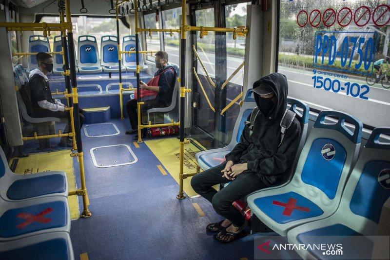 TransJakarta siapkan 107 rute untuk normal baru